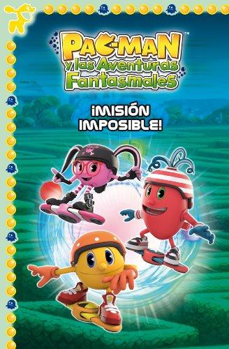 ¡Misión imposible! (Un cuento de Pac-Man)