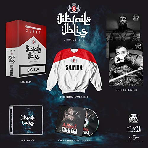 Jibrail und Iblis (Ltd.Deluxe Box-Größe M)