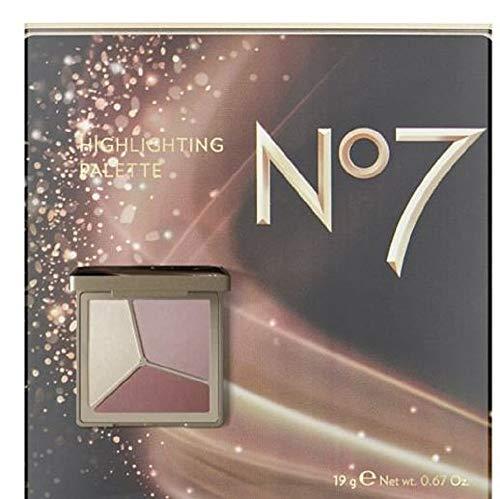 No7 Highlighting Palette