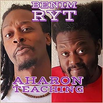 Aharon Teaching