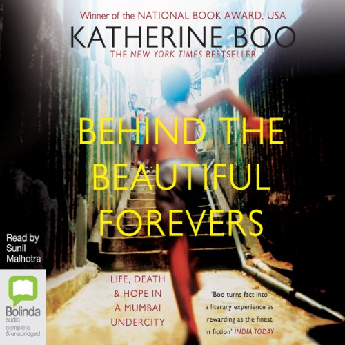 Behind the Beautiful Forevers cover art