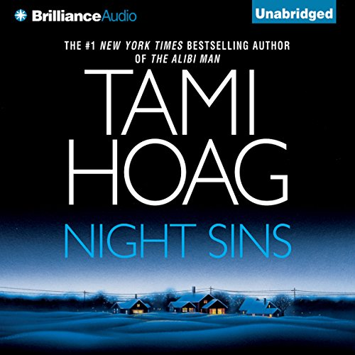 Night Sins audiobook cover art