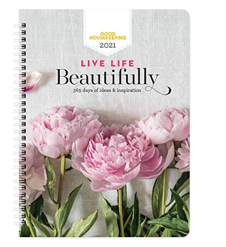 2021 Live Life Beautifully Planner: Simplify Your Whole Life with The Good Housekeeping Planner