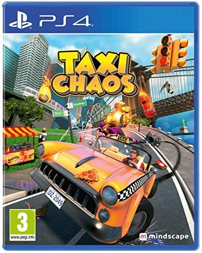 Taxi Chaos (PS4) (輸入版)