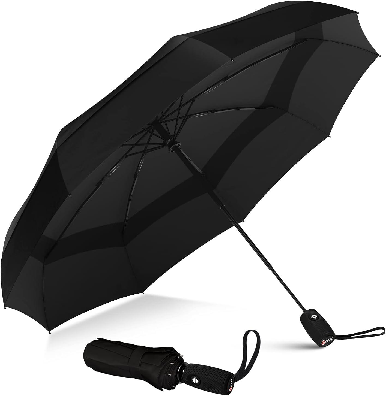 Repel Umbrella Windproof Travel Umbrella