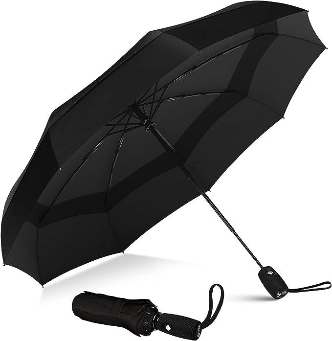 El mejor paraguas plegable