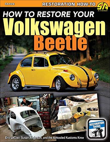 How To Restore Your Volkswagen Beetle (Restoration)