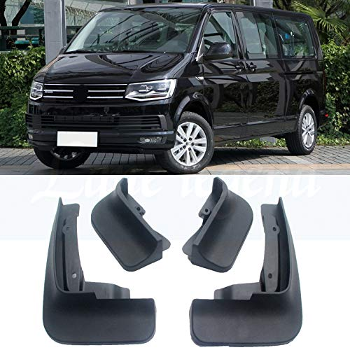 YXSMNB Auto LKW Kotflügel vorne und hinten, für Volkswagen T6 CARAVELLE 2016 2018 MULIVAN 2017 2018