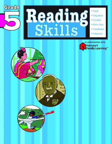 Compare Textbook Prices for Reading Skills: Grade 5 Flash Kids Harcourt Family Learning Illustrated Edition ISBN 9781411401174 by Flash Kids Editors