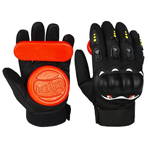 Andux Land Longboard Downhill Slide Gloves