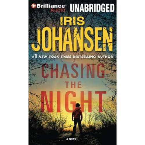 Chasing the Night audiobook cover art