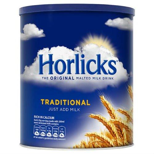 Horlicks Original Malt 2KG x Case of 2