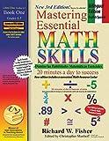 Mastering Essential Math Skills, Book 1 - Grades 4-5: Bilingual Edition, English-Spanish (Spanish Edition)