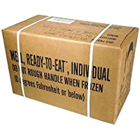 MRE Meals Ready to Eat Us Allocations EPA Case B (Case B INSP 2020)