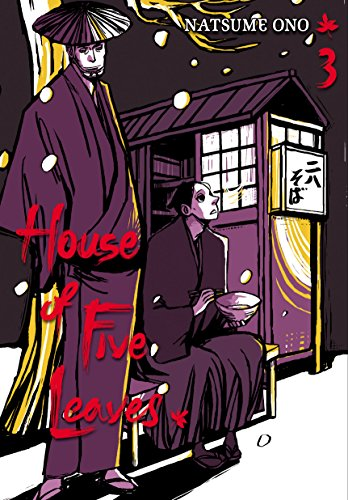 House of Five Leaves, Vol. 3 (3)