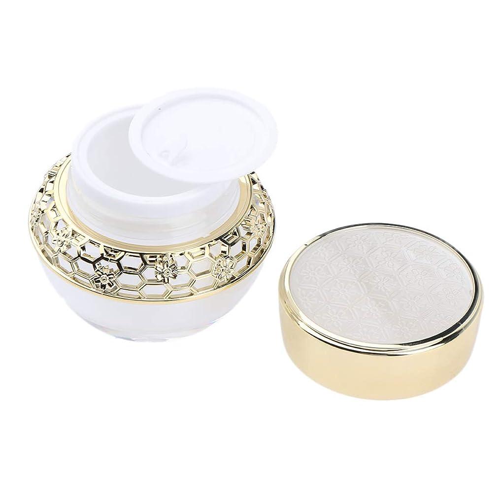 肯定的診断するひいきにするSM SunniMix クリーム 容器 クリームケース 化粧品 アクリル ローション 詰替え容器 2サイズ選べ - 30g