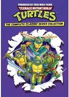 Teenage Mutant Ninja Turtles: Complete Collection (B07C5FQLM7) | Amazon price tracker / tracking, Amazon price history charts, Amazon price watches, Amazon price drop alerts