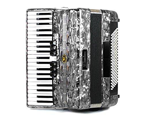 Muses 2008WH - fisarmonica 120 bassi - colore bianco