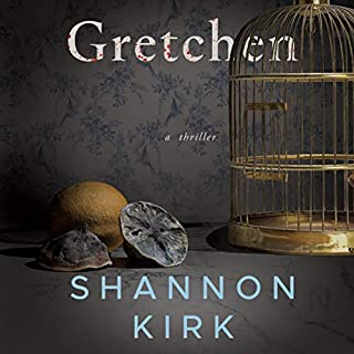 Gretchen audiobook cover art