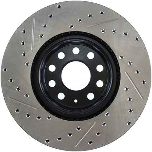 StopTech 127.33098L Slotted Brake Rotor