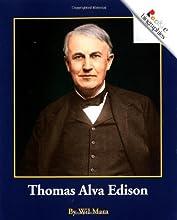 Thomas Alva Edison (Rookie Biographies: Previous Editions)