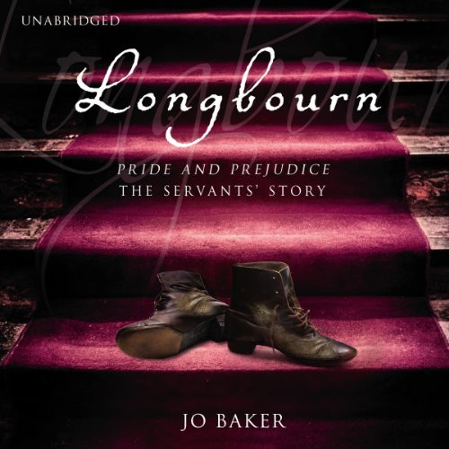 Longbourn audiobook cover art