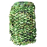 WZHIJUN Red de Camuflaje Exterior Doble Capa Cámping Militar Caza Jardín Decoración Selva Red de Camuflaje (Color : Jungle Net, Size : 4×10m)