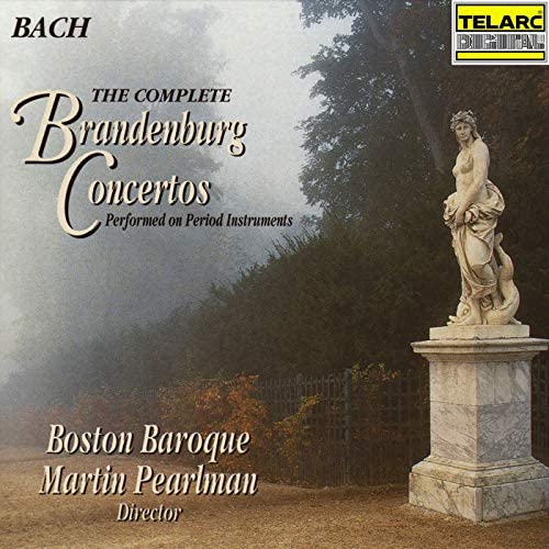 Boston Baroque & Martin Pearlman