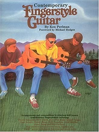 Contemporary Fingerstyle Guitar by Ken Perlman (1989-08-01)