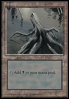 Magic: the Gathering - Swamp (355) - Ice Age
