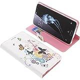 foto-kontor Tasche für Alcatel Flash Plus 2 Book Style
