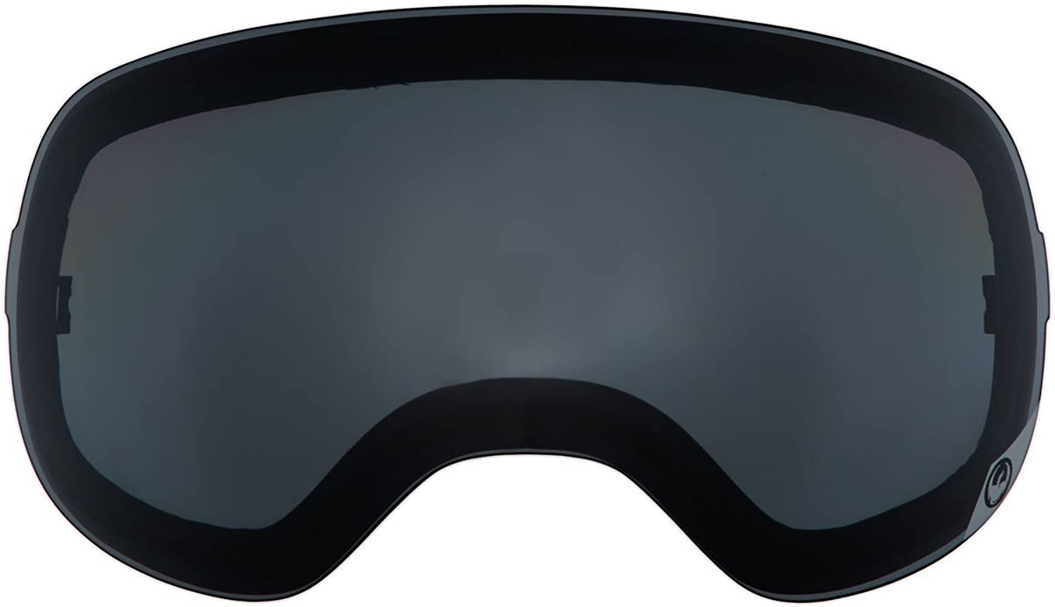 Dragon X2 Snow Goggle Replacement Lens - Dark Smoke (722-5280) B015H8YKOG  Qualität