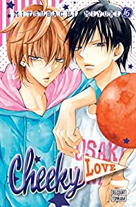 Cheeky love Edition simple Tome 16