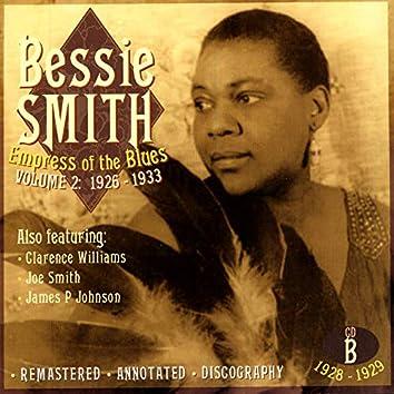 Empress Of The Blues Volume 2: 1926-1933 (CD B, 1928-1929)