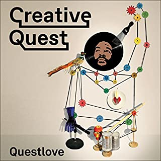 Creative Quest audiobook cover art