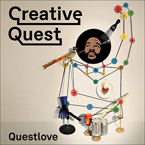 Creative Quest cover art