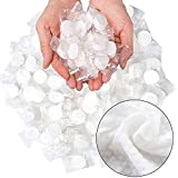 300 Count Portable Compressed Towel, Thicken Toilet Wipes,Mini Coin Tissues For Home, Toilet, Beauty and Outdoors