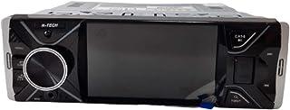 """Central Multimídia MP5 1Din 4"""" USB SD BT Espelhamento H-Tech - HT-2420"""