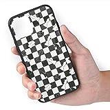 ZARLAY Game of Chess Set Pieces Fundas para móviles para iPhone 11 Cell Mobile Shell Funda con Tapa Trasera