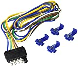 Tow Ready 118017 48' 5-Flat Trailer End Wiring Harness