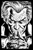 Batman Three Jokers #2 Black & White 1:100 Incentive Variant Edition