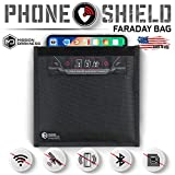 Mission Darkness Non-Window Faraday Bag for Phones - 5th Gen Shielding for Law Enforcement and Military. tracking devices Nov, 2020