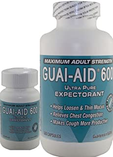 524 Guai-Aid 600mg