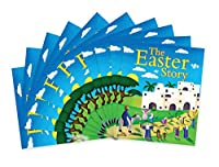 The Easter Story: 10 Pack (Candle Bible for Kids)