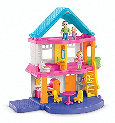 Fisher Price My First Dollhouse Playset