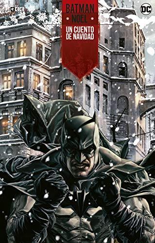 Batman: Noel. Un cuento de Navidad (Edición Deluxe)
