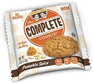 Lenny & Larry's The Complete Cookie Pumpkin Spice Cookies - Pack of 2 by Lenny And Larry's