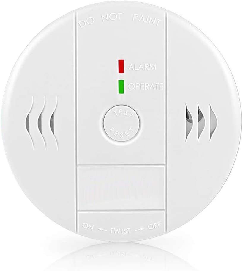Be super welcome Combination Smoke and Carbon Monoxide Detector Spasm price Alarm GLBSUNION