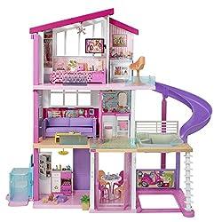 Image of Barbie Dreamhouse Dollhouse...: Bestviewsreviews