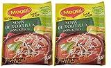 MAGGI Sopa de Tortilla ( Sopa Azteca) 60 gr. - 2 Pack / Tortilla Soup 60 gr. - 2 Pack